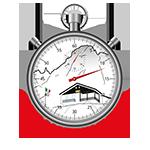 Crono Rifugio Settimo Alpini Logo